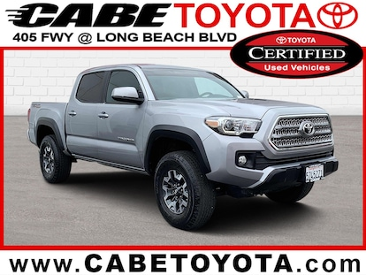 2016 Toyota Tacoma For Sale >> Used 2016 Toyota Tacoma For Sale Long Beach Ca