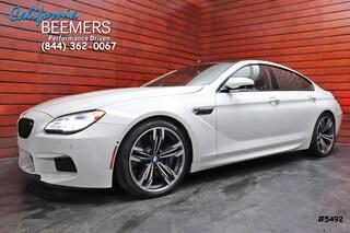 2016 BMW M6 Gran Coupe Executive Pkg M Series  Gran Coupe