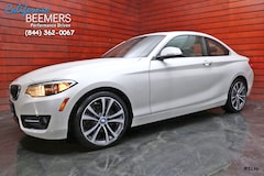 2016 BMW 228i Coupe Sport 2 Series Coupe