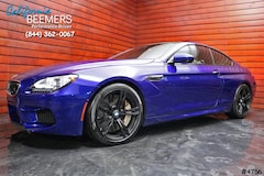 2015 BMW M6 Coupe Competition Pkg M Series Coupe