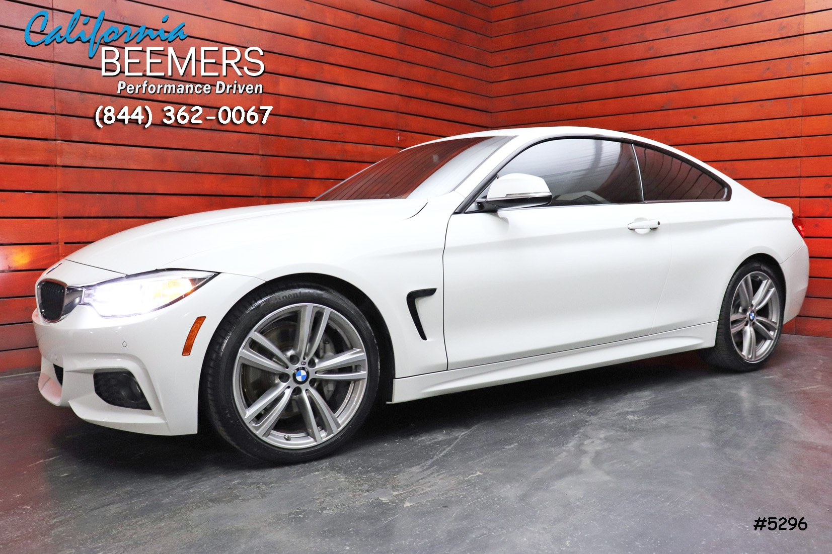 2016 BMW 435i Coupe M Sport 4 Series Coupe