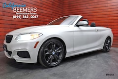 2016 BMW M235i Convertible Technology Pkg 2 Series  Convertible