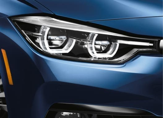 BMW 3 Series Headlamp