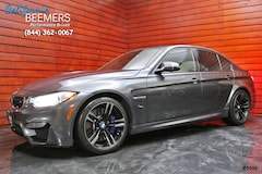 2016 BMW M3 Executive Pkg M Series Sedan