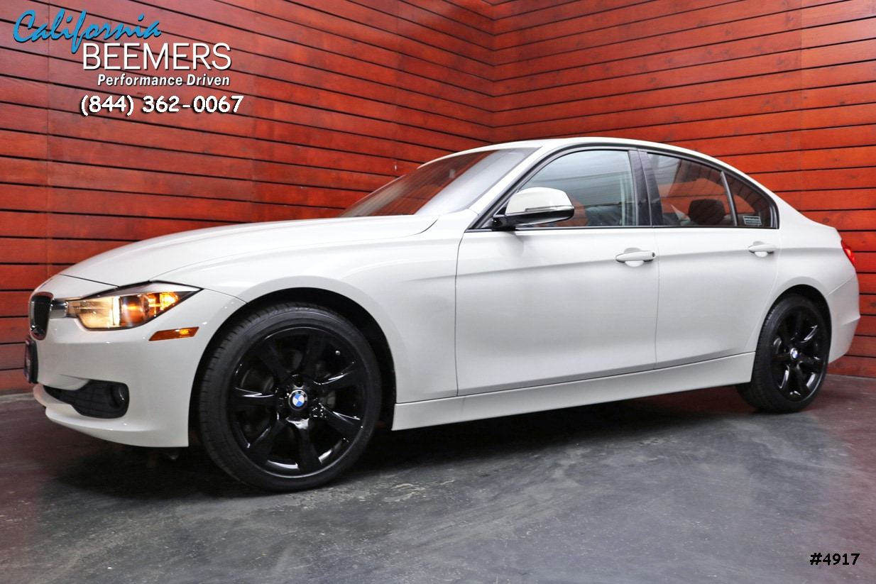 2015 BMW 320i Special Edition 3 Series Sedan