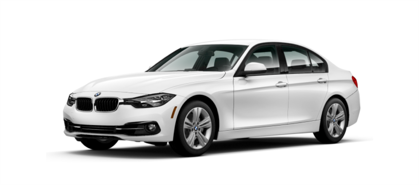 2017 BMW 3 Series sedan for sale at Costa Mesa BMW dealership near Newport Beach