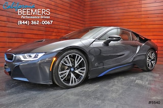 2016 BMW i8 Giga World i Series  Coupe