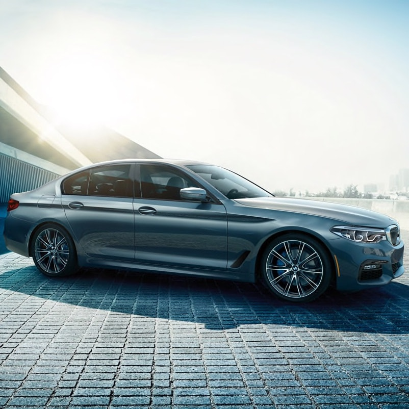 BMW 5 Series Sedan Overview At Costa Mesa Used BMW