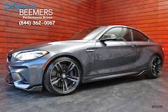 2018 BMW M2 Coupe Executive pkg M S eries Coupe
