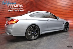 2016 BMW M4 Coupe Double Clutch M Series Coupe