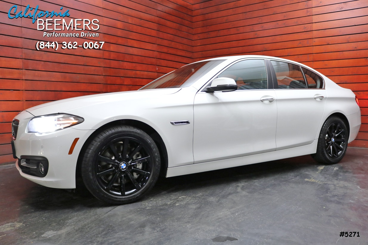 2015 BMW 535d Premium pkg 5 Series Sedan