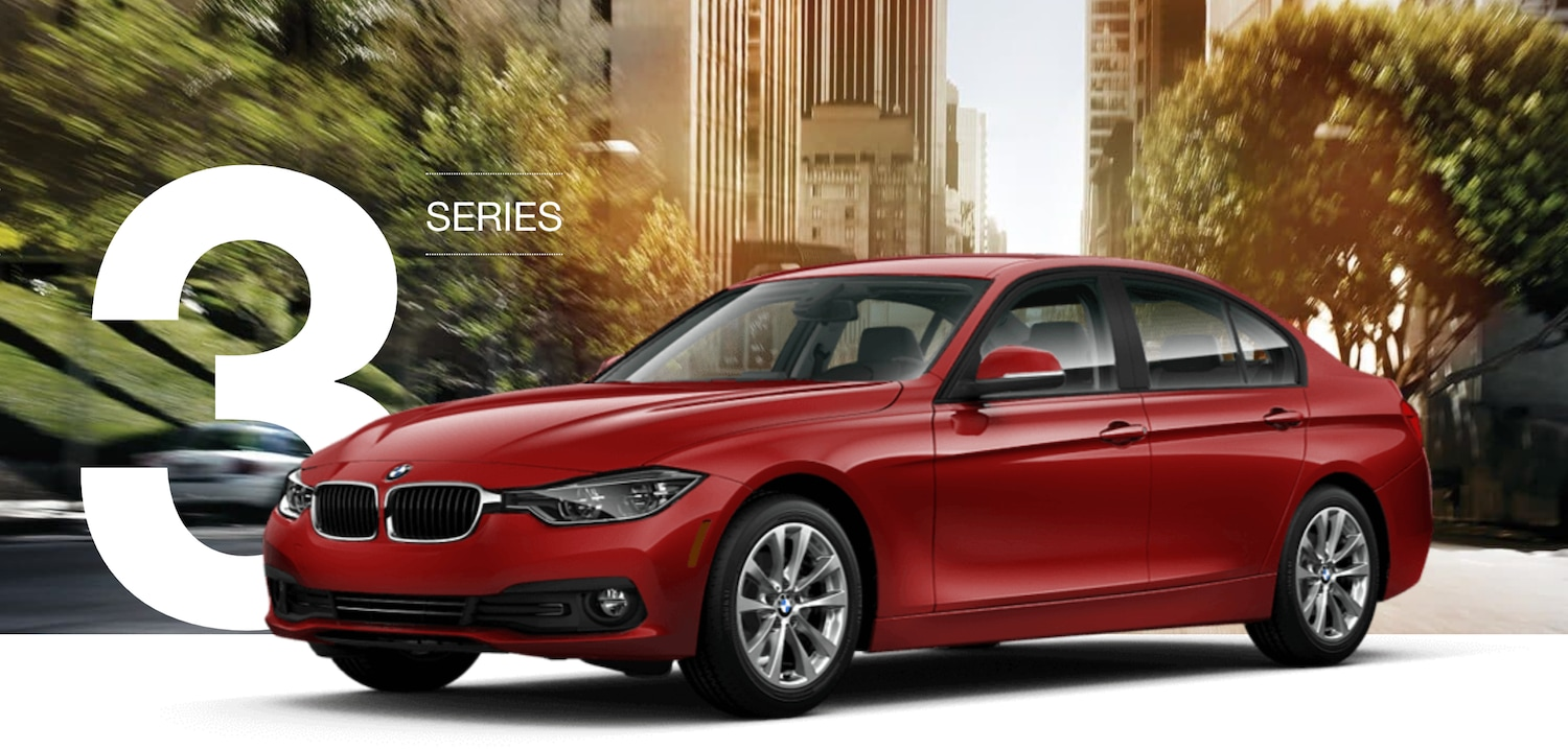2018 BMW 3 Series sedan at Costa Mesa Used BMW dealership near Irvine