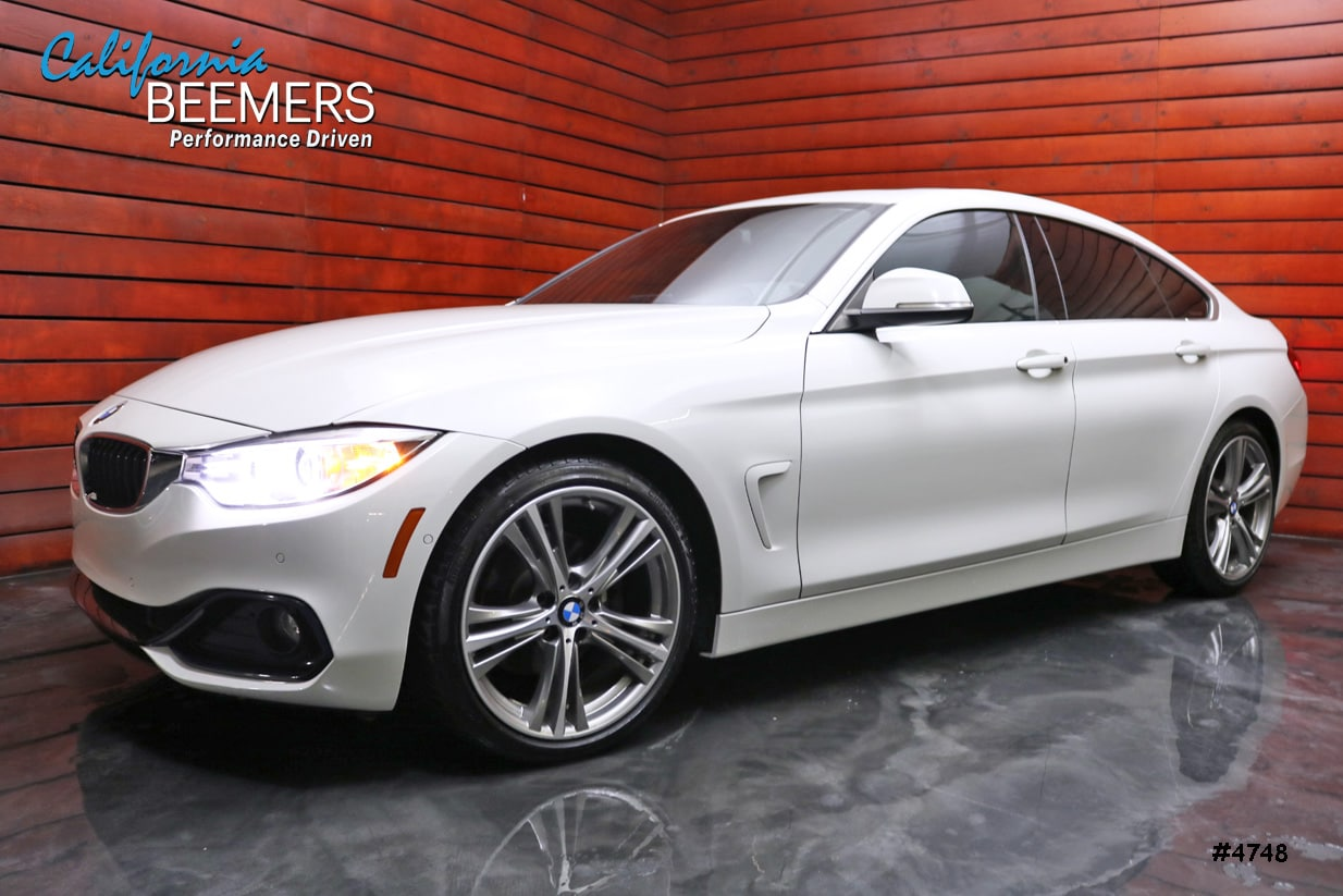 2016 BMW 428i Gran Coupe Sport Package 4 Series Gran Coupe
