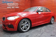 2016 BMW M235i Coupe Tech Pkg 2 Series  Coupe