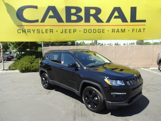 New Chrysler Dodge Jeep Ram 2018 Jeep Compass ALTITUDE 4X4 Sport Utility for sale in Manteca, CA