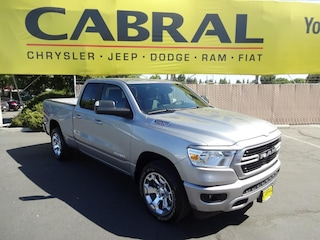 New 2019 Ram 1500 BIG HORN / LONE STAR QUAD CAB 4X2 6'4 BOX Quad Cab Truck for sale in Manteca, CA