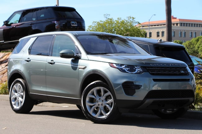 Land Rover Marin >> New 2019 Land Rover Discovery Sport For Sale At Land