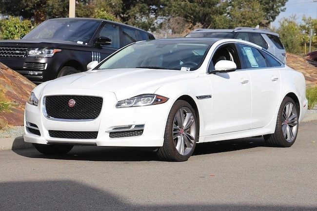 used 2016 jaguar xj for sale at land rover marin | vin