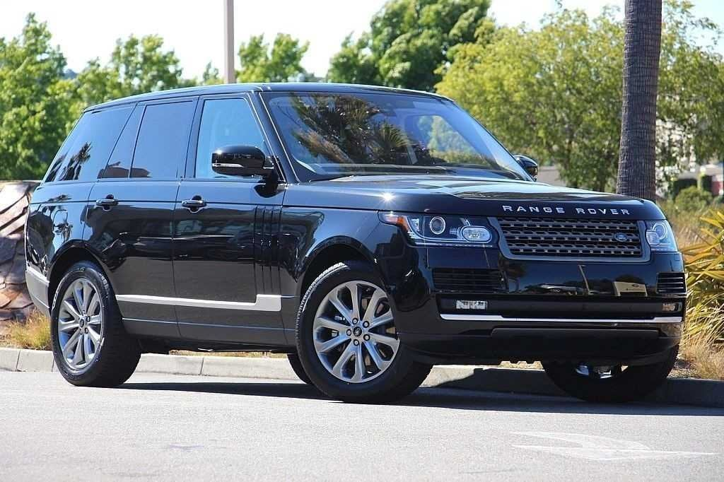 2017 Land Rover Range Rover 3.0L V6 Turbocharged Diesel SUV
