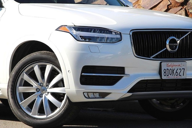 Used 2018 Volvo XC90 For Sale at Land Rover Marin | VIN