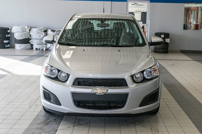 Used 2014 Chevrolet Sonic For Sale Dollard Des Ormeaux Qc