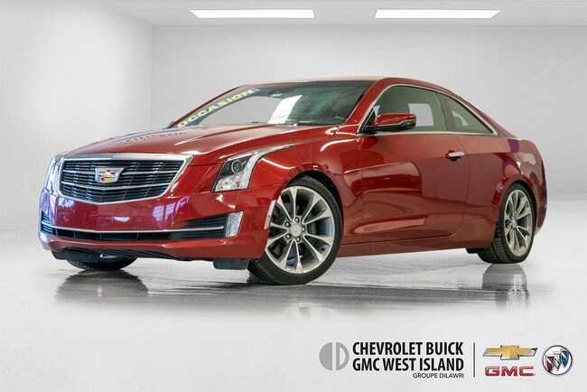 2015 Cadillac ATS 2.0L Turbo Premium **GPS ** CAMERA ** TOIT ** Coupe