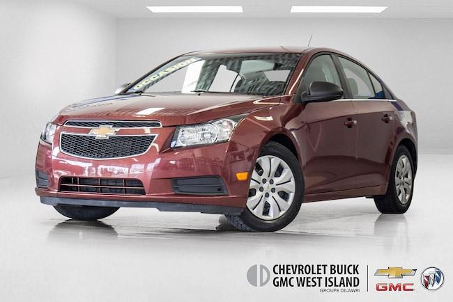 2012 Chevrolet Cruze LS ** ** AIR CLIMATISÉ ** Berline