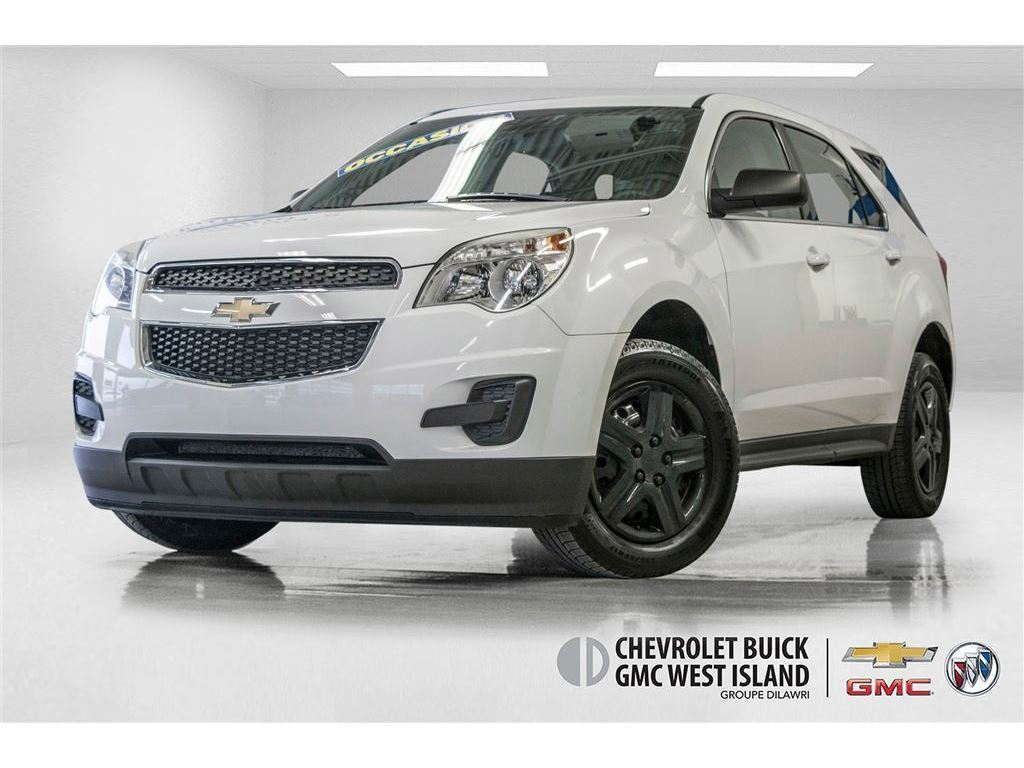2012 Chevrolet Equinox LS BAS KILOMÈTRAGE ** 63965 ** VUS