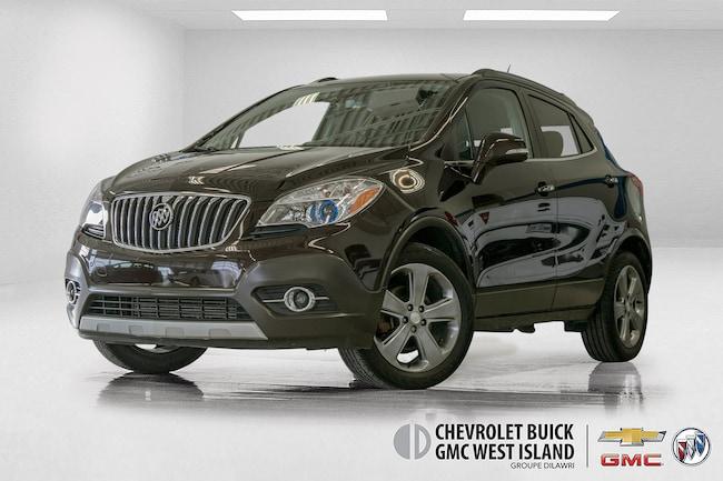 2014 Buick Encore CUIR ** GPS ** CAMERA ** VUS