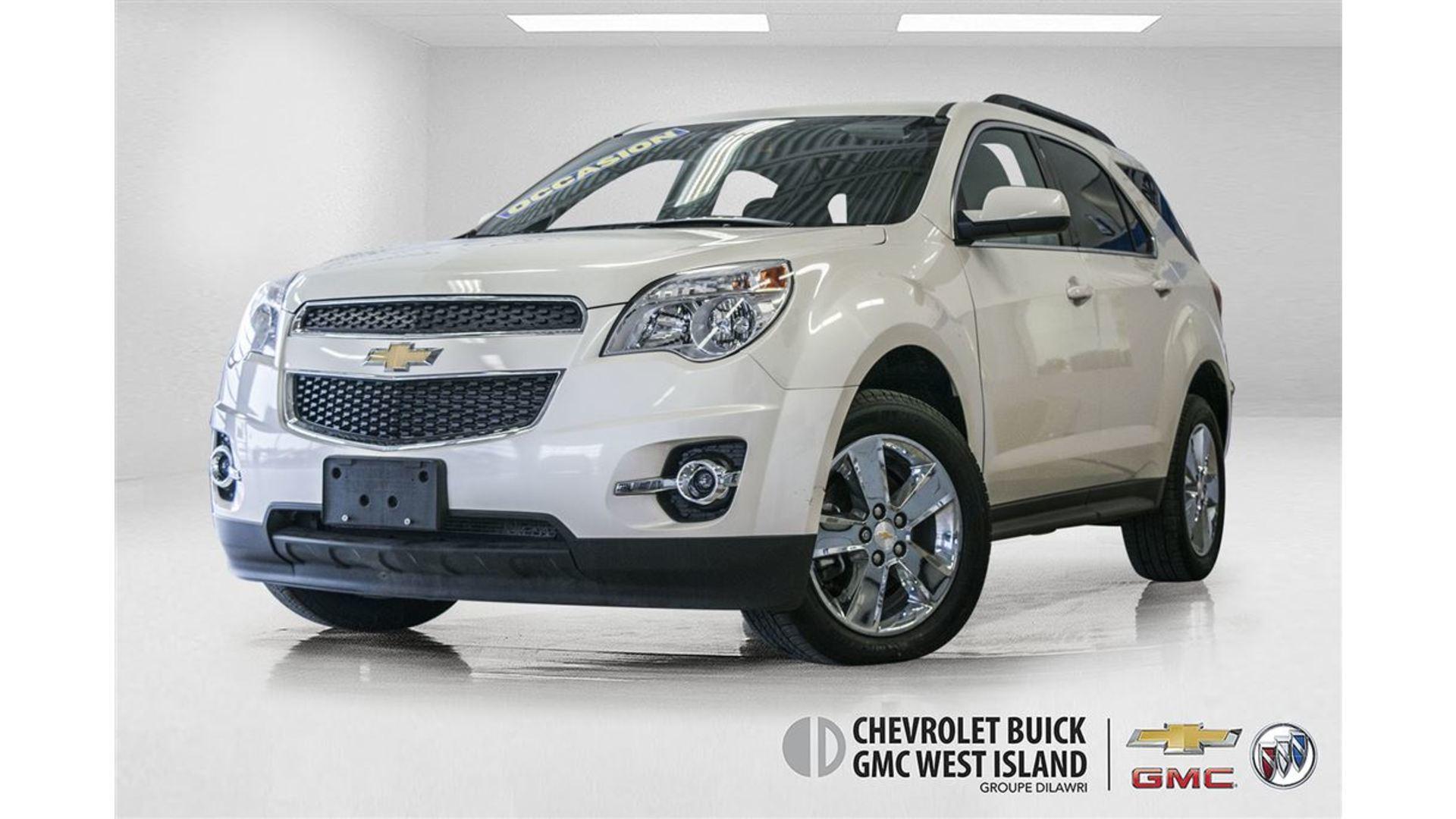 2015 Chevrolet Equinox 2LT**AWD**CUIR**CAMERA ** GPS ** VUS