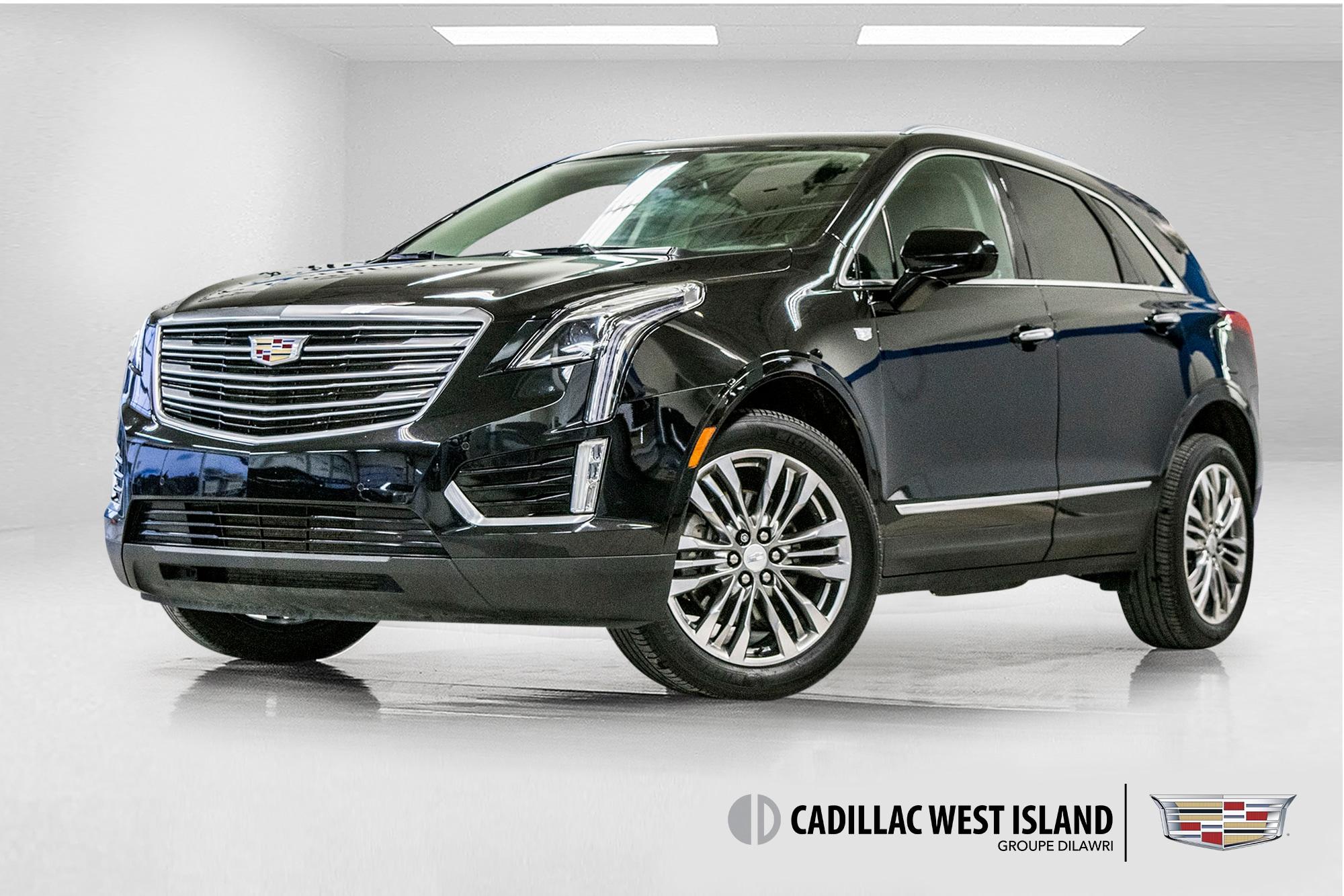 2017 Cadillac XT5 Premium Luxury **GPS ** TOIT PANO ** SUV