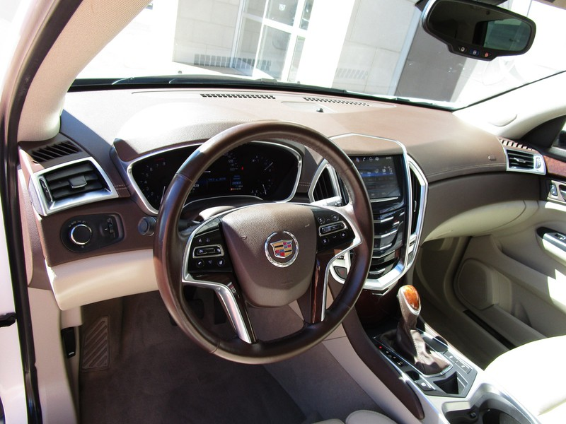 Used 2015 Cadillac SRX For Sale at Twin City Auto Group