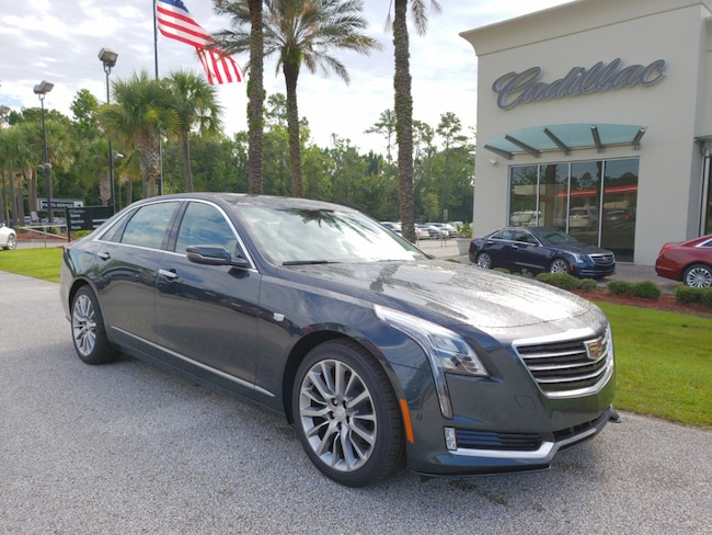 New 2018 Cadillac Ct6 For Sale At Fields Auto Group Vin