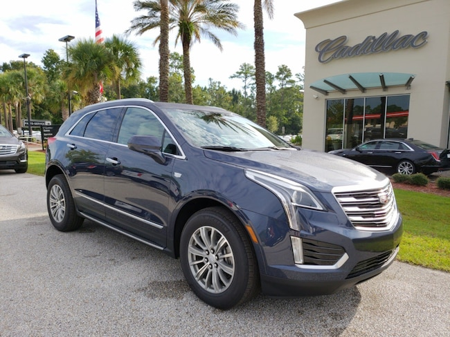 New 2019 Cadillac Xt5 For Sale At Fields Auto Group Vin