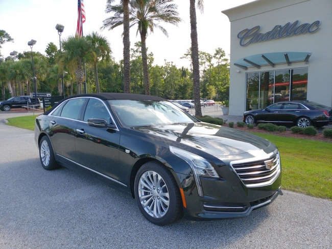 2017 CADILLAC CT6 2.0L Turbo Sedan
