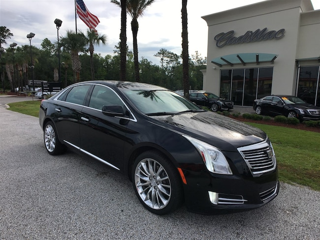 New 2017 Cadillac Xts For Sale At Fields Auto Group Vin