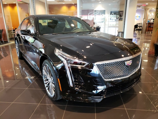 2019 CADILLAC CT6 3.0L Twin Turbo Sport Sedan