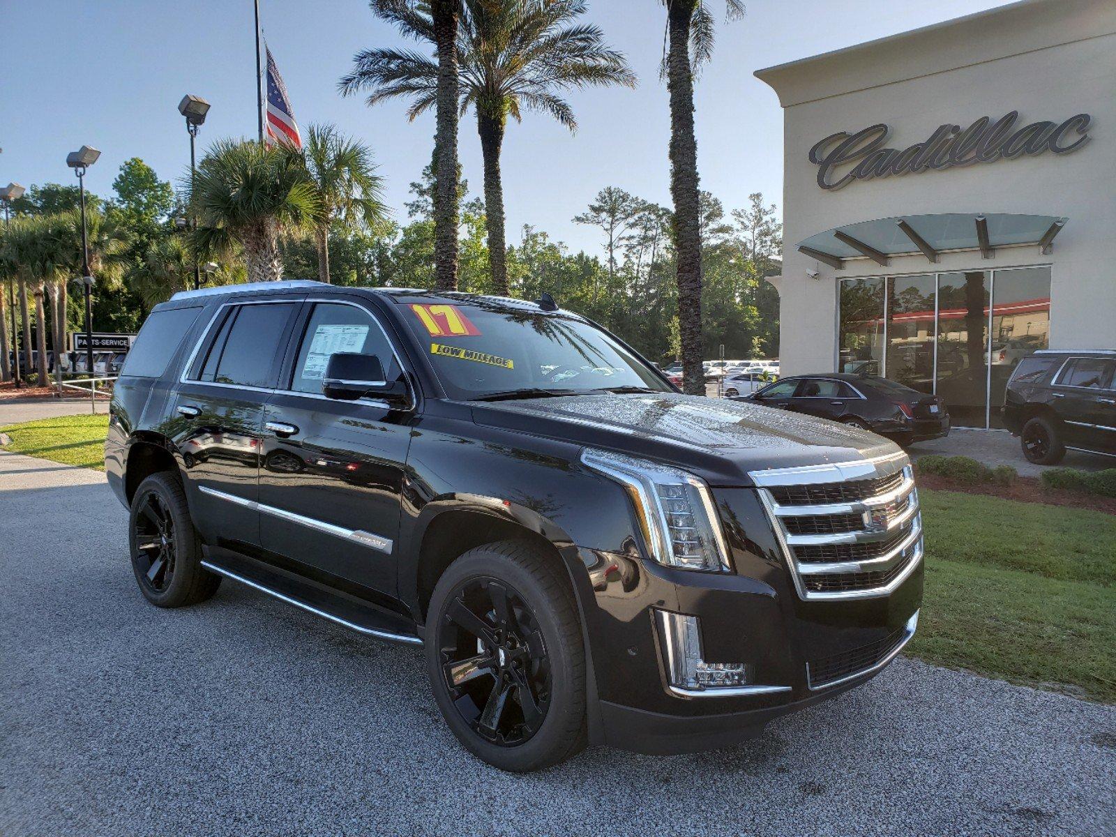 New Cadillac Escalade for Sale in Orange Park FL CarGurus
