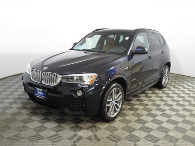 used 2017 bmw x3 xdrive35i for sale in sioux falls sd. Black Bedroom Furniture Sets. Home Design Ideas