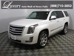 Certified  2018 CADILLAC Escalade Premium Luxury SUV in Sioux Falls
