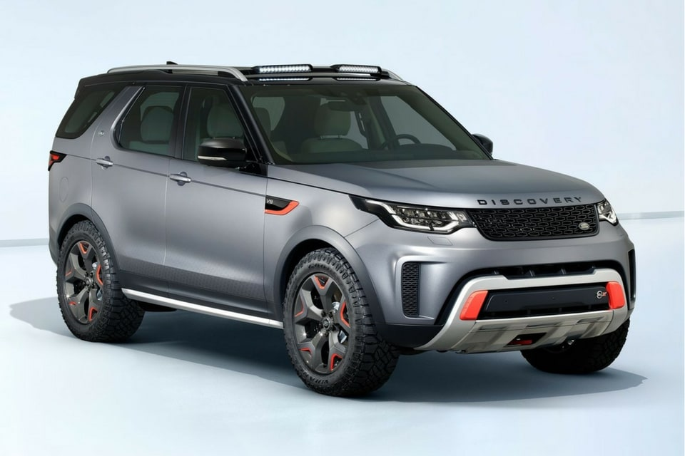 2019 land rover discovery svx for sale near me land rover encino. Black Bedroom Furniture Sets. Home Design Ideas