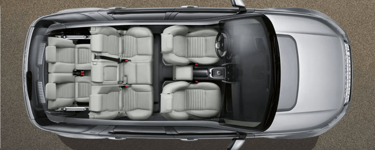 Range Rover 3rd Row >> What Land Rover Has 3rd Row Seating Land Rover White Plains