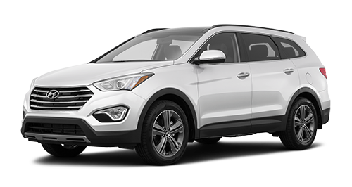 2016 Hyundai Santa Fe >> Compare The 2016 Hyundai Santa Fe Vs Santa Fe Sport