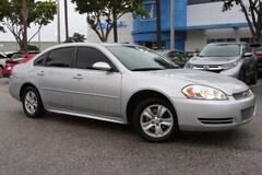 2015 Chevrolet Impala Limited LS Sedan