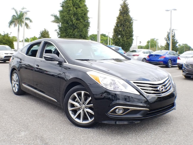 2015 Hyundai Azera Sedan
