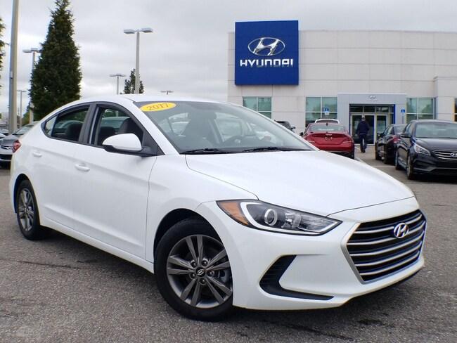 2017 Hyundai Elantra SE SE 2.0L Auto (Alabama) *Ltd Avail*