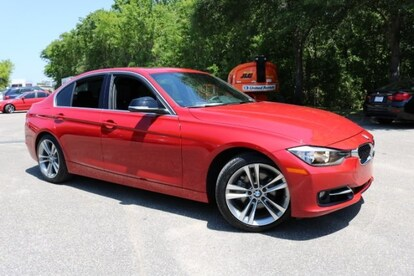 Used 2015 BMW 328i in Tallahassee FL | Serving Leon County
