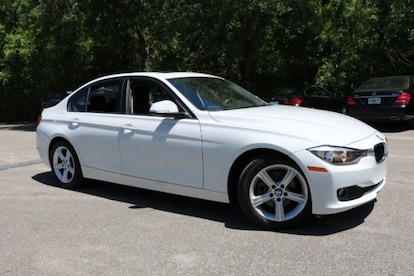 Used 2015 BMW 320i For Sale at Capital Volvo Cars | VIN