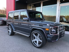 2013 Mercedes-Benz G 63 AMG Automatic SUV