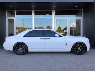 2015 Rolls-Royce Ghost Series II Sedan